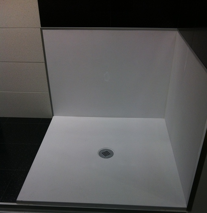 Paneles sustituci n de ba eras for Paneles revestimiento ducha