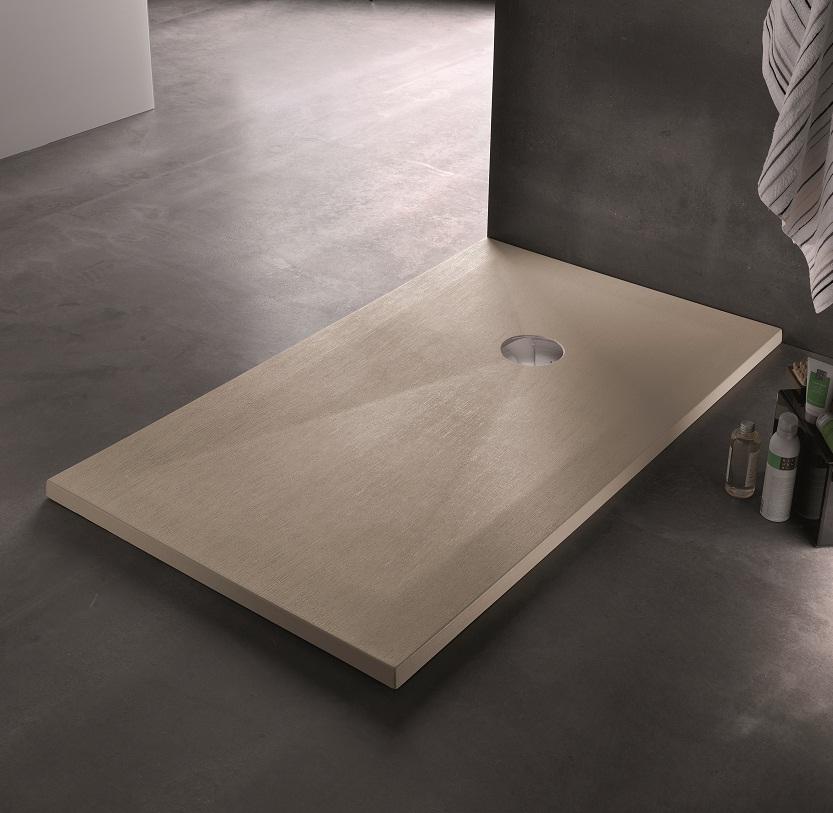 Plato textura tela - Como colocar un plato de ducha de resina ...