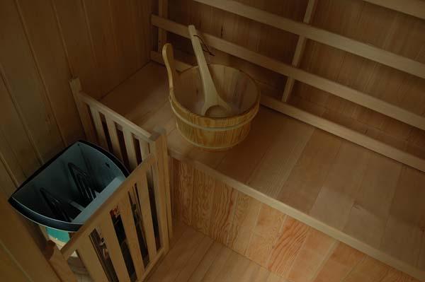 Sauna finlandesa te5 - Estufa finlandesa ...