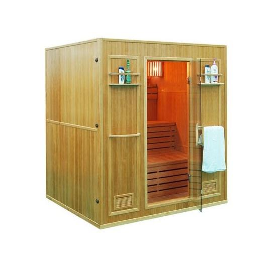 Sauna finlandesa ten4 - Estufa finlandesa ...