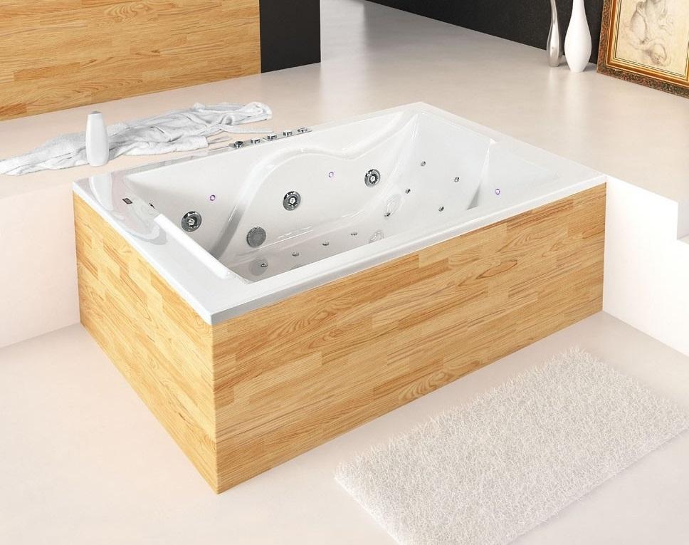 Bañera de hidromasaje de opciones binarias